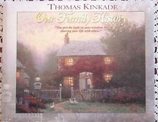 Thomas Kinkade OUR FAMILY HISTORY Painter Of Light Ancestry Book HC New In box