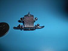 (B34) Dinky Toys 150 CALANDRE CHROME Rolls Royce Silver Wraith