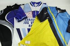 "3 x 46"" Chest Cycling Jerseys Vintage Short Sleeve Shirts Pre-owned (505)"