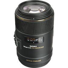 Sigma 105mm F2.8 EX DG Macro OS HSM Canon EOS