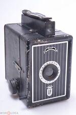 LP LABORATORIUM PRINSEN BOX 6X9CM ON 120 ROLL FILM CAMERA OUDE, OLD DELFT LENS