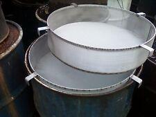 WVO DRUM FILTER USED COOKING OIL BASKET BIODIESEL FILTER VEG OIL 177/400 MICRON