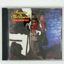 RONNIE McDOWELL The Best Of Ronnie McDowell CD 1991 COUNTRY ROCK/POP NM NM