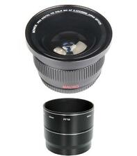 Bower Wide Angle FISHEYE Lens for Nikon Coolpix P7700 P7800