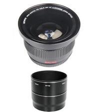 Bower Wide Angle FISHEYE Lens for Nikon Coolpix P7700 P7800