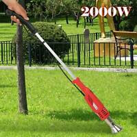 2000W ELECTRIC WEED BURNER WEED KILLER REMOVER WAND HOT AIR BLASTER TORCH RED