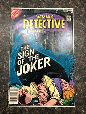 New ListingDetective Comics #476 Batman