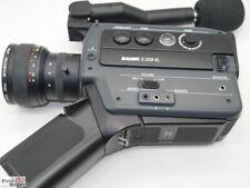 Bauer Super-8 Filmkamera S 209 XL Objektiv Macro-Neovaron 1,2/6-51mm Zoom-lens