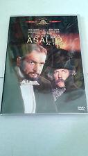 """DVD """"EL PRIMER GRAN ASALTO AL TREN"""" MICHAEL CRICHTON SEAN CONNERY"""