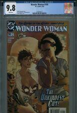 Wonder Woman 190 CGC 9.8 Adam Hughes cover NEW Holder Haircut Issue