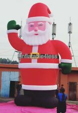 26ft Inflatable Santa Christmas Holiday Decoration Made-to-Order