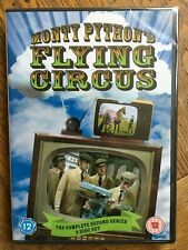 Monty Python's Flying Circus Complete Second Series - DVD UK Release Sealed!