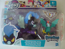 MON PETIT PONEY MY LITTLE PONY SHADOWBOLTS GUARDIANS OF HARMONY HABRO B7571
