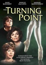 The Turning Point (DVD) Anne Bancroft Anchor Bay w/Insert