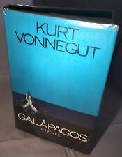 "KURT VONNEGUT ""Galapagos""  First Edition, First Printing - VG++"