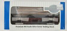 Bachmann 18348 HO Scale 52' Depressed Flatcar with Transformer Silver-Series