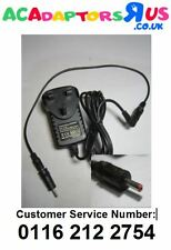 UK Replace 6.5V 550mA AC Adaptor 4 Chicco Essential Digital Video Baby Monitor