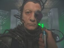 NEVER RELEASED Japan interactive DVD video Star Trek Borg RARE, Not PC game!
