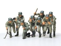 35030 Tamiya German Assault Troops 1/35th Plastic Kit 1/35 Military