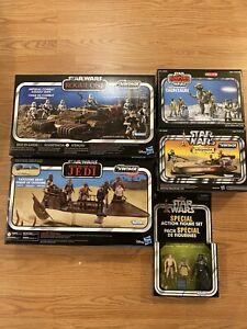 Star Wars Vintage Collection Vehicle Set
