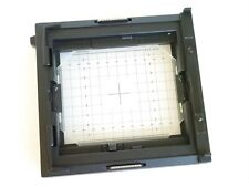 Sinar 4x5 Back / Focusing Screen Assembly ( MINT )