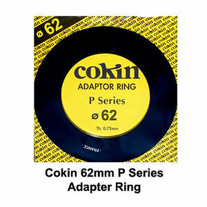 Cokin P462 62mm Adaptor Ring P Series - Free Delivery - UK Stock