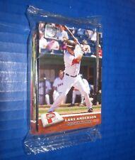 Portland Sea Dogs 2009 baseball card team set Boston Red Sox MLB AA minor league