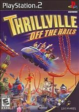 Thrillville: Off the Rails (Sony PlayStation 2, 2007)
