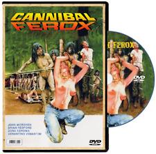 Cannibal Ferox (1981) (DVD)