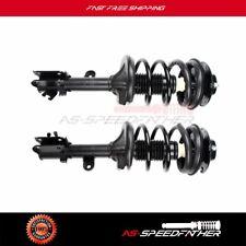 For Hyundai Tucson& Kia Sportage (2) Front Complete Struts / Shocks Coil Springs