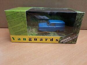 Vanguard VA02204 Hidden Treasures Reliant Regal Super Van Powder Blue 1.43 scale