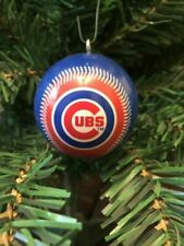 Cubs Christmas Ornaments.Chicago Cubs Fan Ornaments For Sale Ebay
