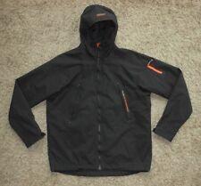 Mens Peak Performance Hipe S Sport J Zip Hoodie Jacket - Size XL