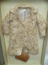 "Tonner American Model 22"" American Style Coat & Hand Bag Set Mint NRFB Amazing"
