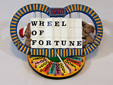 Hallmark Wheel Of Fortune Ornament 20th Anniversary Edition Keepsake 1995