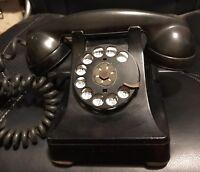 Western Electric 1941 Metal 302 Working Phone...Pre WWII
