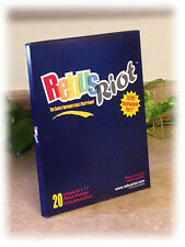 Rebus Riot Housewarming Party Game * The Most Fun Party Game ~ Guaranteed!
