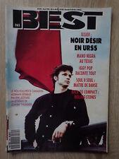 Genre ROCK & FOLK : REVUE BEST 1990 No 265