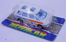 Novacar (Portugal) Renault Espace Van White Ambulance New In Blister 1/64 Scale