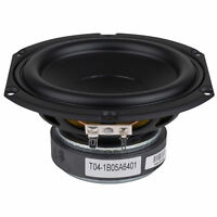 "Peerless SDS-135F25CP02-04 5-1/4"" Paper Cone Woofer"