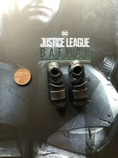 Hot Toys Justice League Tactical Batman MMS432 Feet Boots loose 1/6th scale