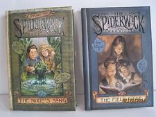 The Spiderwick Chronicles & Beyond The Spiderwick Chronicles, Lot of 2