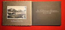Photo Album Vintages. Widderstein-Schesaplana 1937