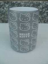 bicchiere gold silver hello kitty tumbler gobelet vaso accessori bagno bathroom