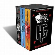 Collins, Suzanne - Hunger Games Trilogy Boxset .