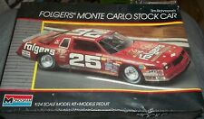 MONOGRAM 2734 #25 TIM RICHMOND MONTE CARLO FOLGERS NASCAR Model Car Mountain FS
