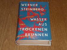 DDR-Roman   Wasser aus trockenen Brunnen   von Werner Steinberg