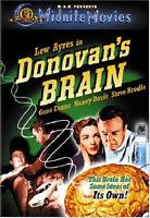Midnite Movies: Donovan's Brain DVD NEW RARE, OUT-OF-PRINT! OOP!  Lew Ayres