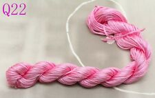 28m Nylon Chinese Knot Cord Thread For Braided Bracelet 1mm Dia free post Q22