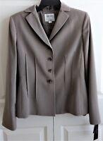 NWT~Collections for Le Suit Woman's Blazer Suit Jacket-Size 6
